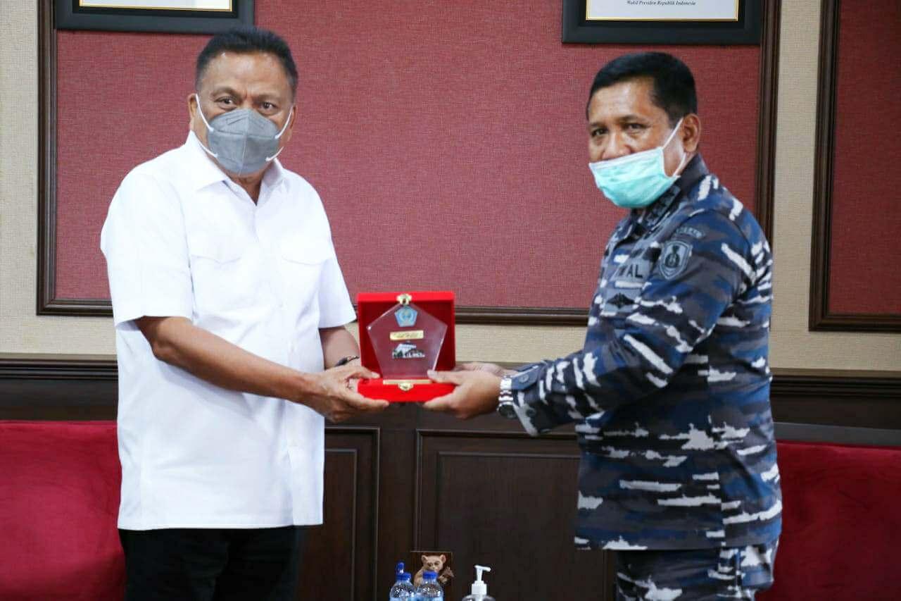 TNI AL Bidik Sulut Dirikan Kodiklatal