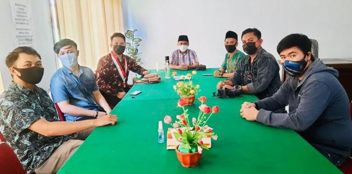 KPID Sulut dan GMNI Manado Sinergi Awasi Konten Siaran