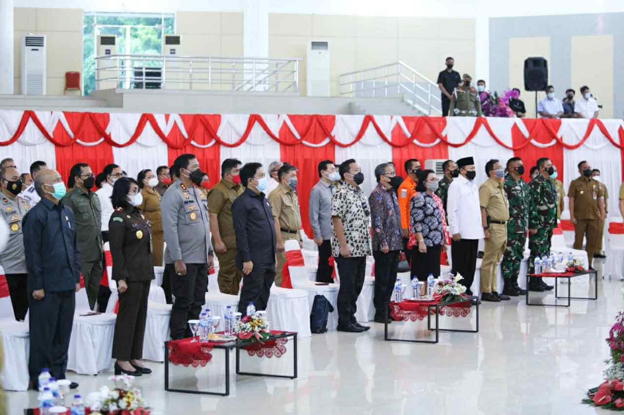 Ketua DPR RI Puan Maharani Ingatkan Perkuat Sinergitas Bangun Sulut
