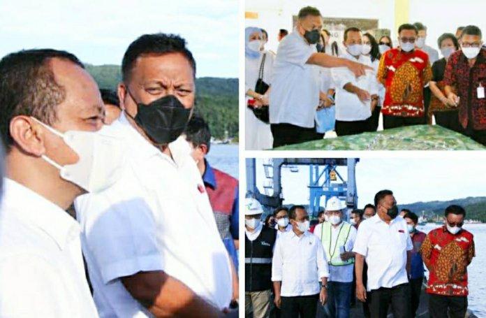 Menteri Investasi Bahlil Ungkap ini ke Gubernur Olly Terkait Proses KEK