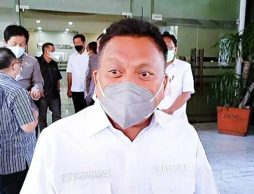 Gubernur Olly Pastikan Sekot Tomohon Edwin Roring