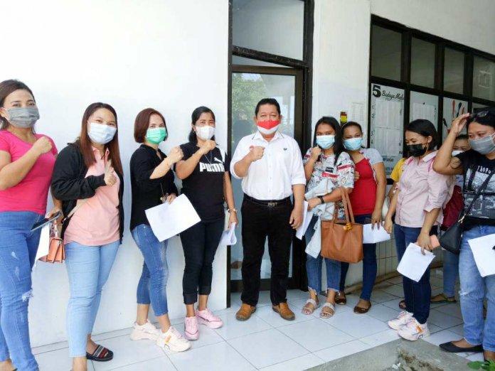 BP2MI Manado Fasilitasi Vaksinasi bagi Calon Pekerja Migran Indonesia