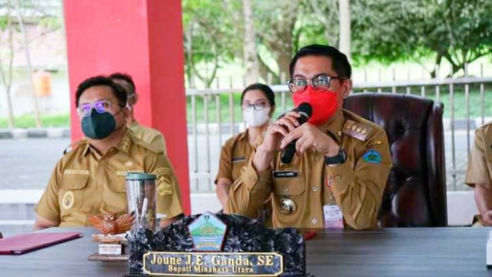 Sehari JG-KWL Berkantor di Pendopo