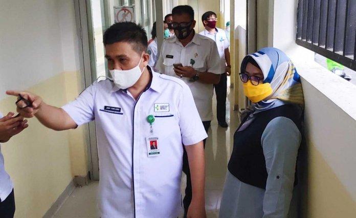 Panelewen Instruksikan Civitas Hospital RSUP Kandouw Dukung SE Gubernur Sulut