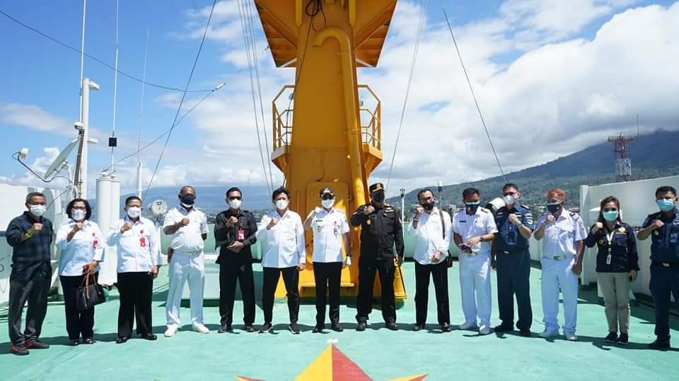 Lobi Bupati JG Bakal Hadir Kapal Pusat Isolasi Mandiri