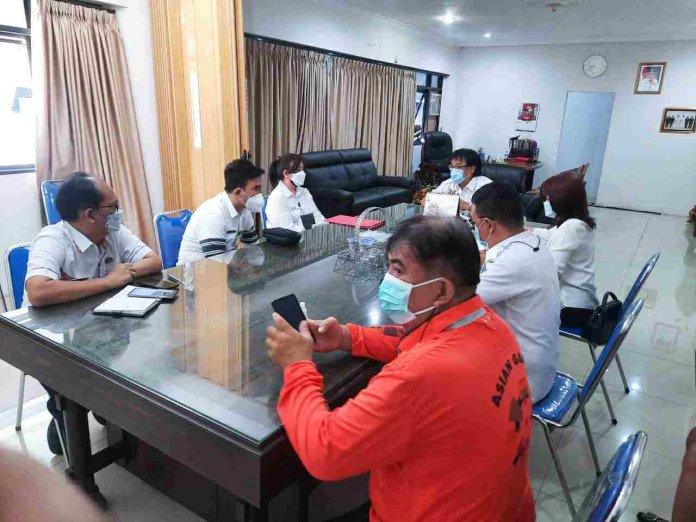 Pemprov Sulut Intens Matangkan Persiapan Peringatan HUT Ke-76 Kemerdekaan RI