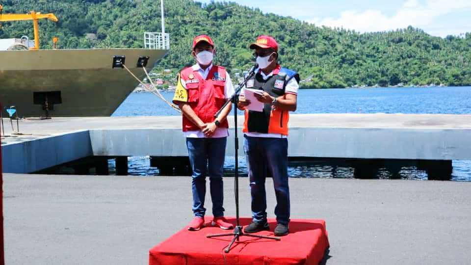 Daya Tampung Kapal Isolasi KM Tatamailau 448 Kamar