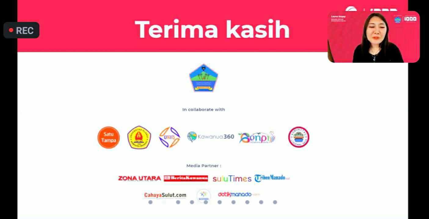 Bupati JG Buka Roadshow Gerakan Nasional 1000 Startup di Minut