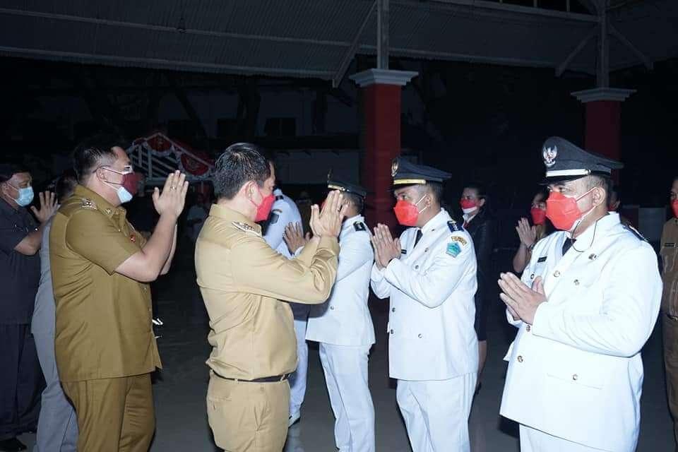 JG-KWL Rotasi Kepemimpinan Pemkab Minut