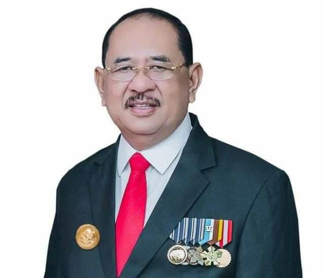 Edison Humiang Kisahkan 35 Tahun Berkarir Sebagai ASN