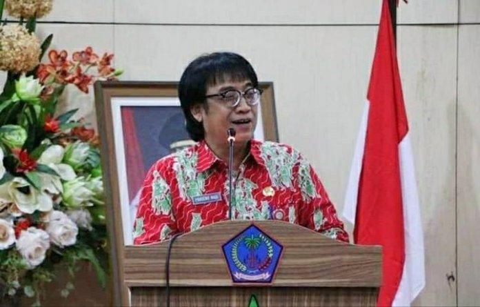 Praseno Pimpin Rapat Perdana HUT ke-57 Provinsi Sulut