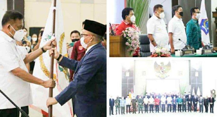Gubernur Lantik Forum Koordinasi Umat Beragama Sulut