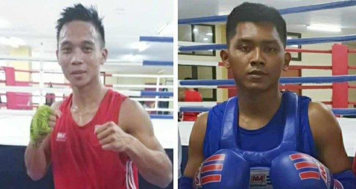 Atlit Muaythai Sulut Prays Karundeng dan Jhevan Tawuluyan Lolos Final