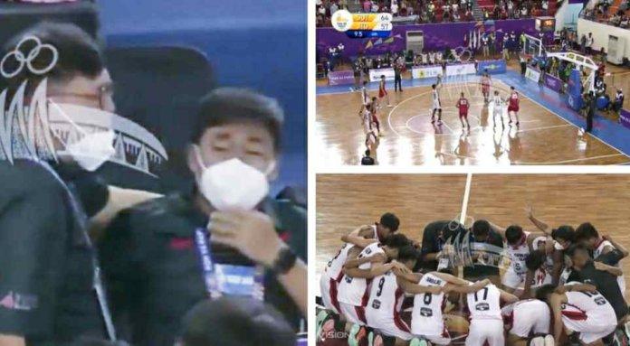 Basket Putra Sulut Cetak Sejarah Lolos Final PON XX Papua Usai Tundukan Jateng