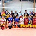 Dansat Brimob NTT Apresiasi Perjuangan Tim Bola Voli Sulut di PON XX Papua